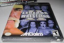Legends of Wrestling II ( Nintendo, GameCube ) ..Brand NEW!!