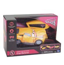 Disney Cars 3 Crazy Crash and Smash Cruz Ramirez R/C Remote Control Car NEW