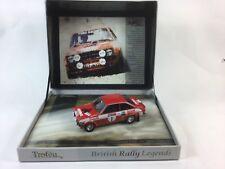 Trofeu  Ford Escort MK 2 British Rally Legends  ROGER CLARK1/43 Scale