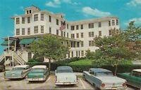 Postcard Hotel Dorsey Wildwood NJ