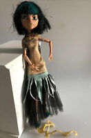 MONSTER HIGH DOLLS - CLEO DE NILE MATTEL FIGURE GHOULS RULE SERIES Doll