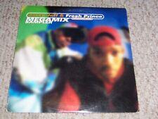 Jazzy Jeff & Fresh Prince Greatest Hits MEGAMIX Sampler Promo LP  EX