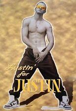 Justin Timberlake - Lustin For Justin Poster