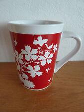 """Royal Norfolk Coffee Mug  Floral w/ Birds in a Tree      4 5/8"""""""