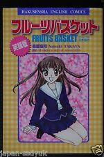 JAPAN Natsuki Takaya: English Comics Fruits Basket