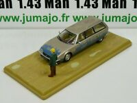 PU20T voiture 1/43 Eligor : CITROËN CX break Série 2 Chef de chantier