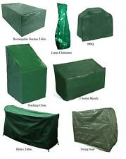 More details for waterproof outdoor garden furniture covers patio bbq table chair bench hammock