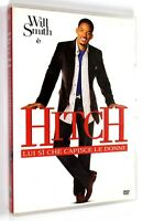 DVD HITCH LUI SI CHE CAPISCE LE DONNE 2005 Commedia Tennant Smith Mendes James