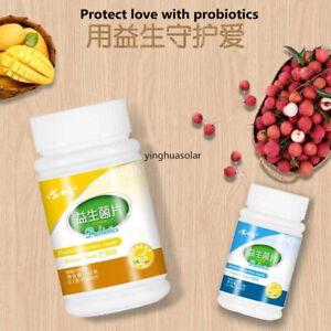 3xBottles180 Billion Prebiotic & Probiotics, Gas, Constipation & Bloating Relief