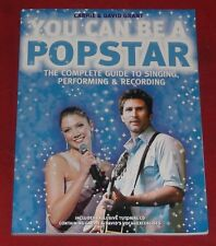 YOU CAN BE A POPSTAR ~ Carrie & David Grant ~ COMPLETE GUIDE SINGING,PERFORMANCE
