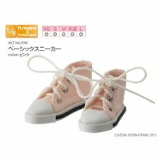 AZONE 1/6 Pure Neemo Basic Sneakers Pink FREESHIP US
