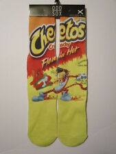 odd sox hot cheetos BUY any 3 pairs GET 4TH PAIR FREE hip hop pop culture socks