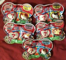 5 Chubby Puppies And Friends Series 1 Blind Bags NEW - Sealed