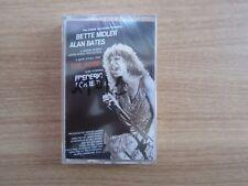 Bette Midler The Rose OST Korea Edition Sealed Cassette Tape