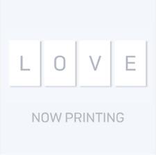 "K-POP BTS 5th Mini Album ""LOVE YOURSELF 承 'Her'"" [ 1Photobook + 1CD ] L Version"