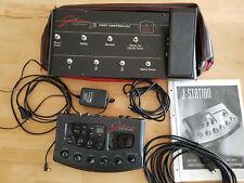 Johnson J-Station - Guitar-Amp-Modeling mit J8 Foot Controller
