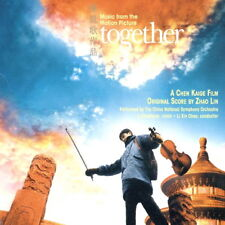 O.S.T - Together Audio CD Chinese Music New Korea Sealed