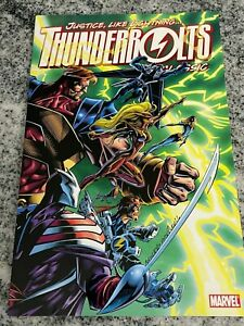 Thunderbolts Classic Vol 1 by David, Busiek, Deodato & Bagley TPB 2011 Marvel