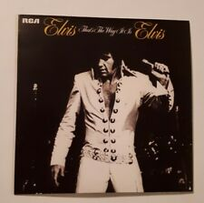 ELVIS PRESLEY - THAT`S THE WAY IT IS (Cd) Brand new not sealed.