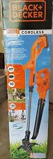 Black and Decker Weed Eater Trimmer Leaf Blower Combo Battery Powered 20V lcc221