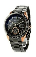 CITIZEN ATTESA Eco-Drive GPS Satellite Radio Watch F900 CC9016-51E New in Box