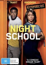 NIGHT SCHOOL DVD (2018) KEVIN HART NEW & SEALED- FREE POSTAGE! REGION 4