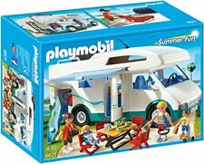 PLAYMOBIL Summer Fun Familien-wohnmobil 6671