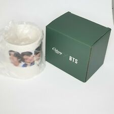 BTS Chilsung Cider Limited OFFICIAL MUG CUP collaboration big hit