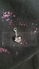 Personalised Photo Engraved Stainless Steel Heart Charm & Clasp  <3