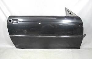 BMW E46 3-Series Right Exterior Door Shell Black Sapphire 2000-2006 USED OEM