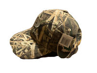 NEW Men's Baseball Hat MOSSY OAK Shadow Grass Blades Camo Hunting Ducks