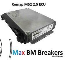 bmw e36 323 e39 523 remapped ecu - ews delete m50 inlet 7.2k rev limit