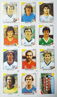 FINAL 86 Red 1-60 Complete Full SET Chewing GUM Wrappers Soccer Inserts Maradona