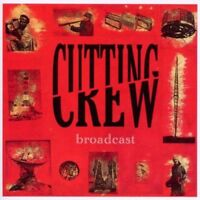 Cutting Crew : Broadcast CD (2010) ***NEW*** Incredible Value and Free Shipping!