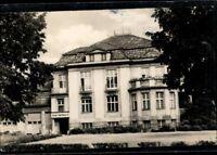 Postkarte PK AK Ansichtskarte gelaufen Werder Havel Rat der Stadt ´62 SW Gebäude