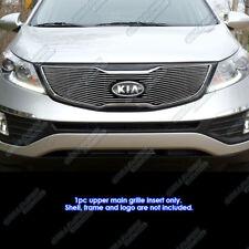 Fits 2011-2013 Kia Sportage SX Billet Grille Grill Insert