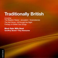 Black Dyke Band, The - Traditionally British [New CD]