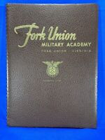Fork Union Military Academy Fork Union VA 1969-1970 Yearbook- Annual