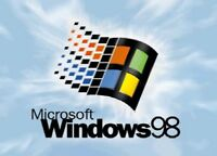Windows 98 Second Edition Install | Boot | Recovery | Restore CD Disc Disk