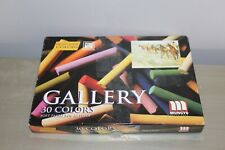 Mungyo Gallery Extra-Fine Soft Pastels Cardboard Box Set of 30 - Used