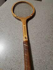 Vintage Bill Tilden Tournament Tennis Racket