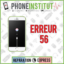 Reparation erreur 56 itunes iphone 4S