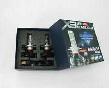 KIT X3 LED Headlight H 7 LED Cree Philips 6500K - 6000 lumen 12V Xenon Fari Auto