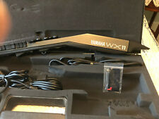 New ListingYamaha Wx11 Wind Controller with Hard Case, Battery Pack, cables, etc