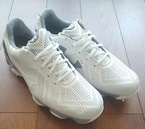 Under Armour Drive One Golf Shoes Used - Like New Condition