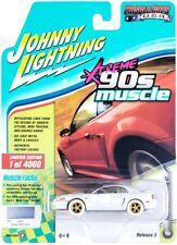 Chase 1999 FORD MUSTANG GT 1/64 JOHNNY LIGHTNING JLMC014/ JLSP029 A