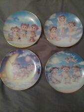 1990s dreamsicles plate Hamilton collection Recital,fly Lesson,light Of The Moon