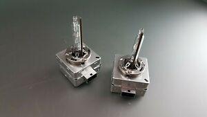 2x Orig Philips Xenstart D3S Xenon Lamp 9285304244 Volvo S60 II V40 V60 XC60