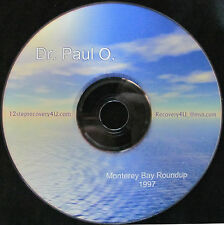"""Alcoholics Anonymous CD Speaker Dr Paul O. """"Acceptance"""""""