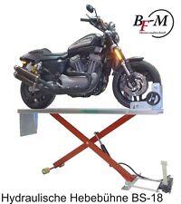 Hydraulische Hebebühne Motorradheber Motorrad-hebebühne Motorbikelifter BS-18